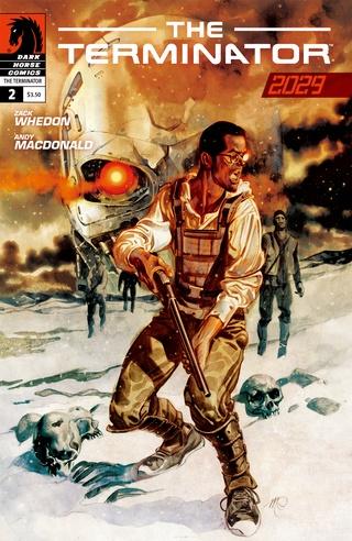 The Terminator: 2029 #2 image