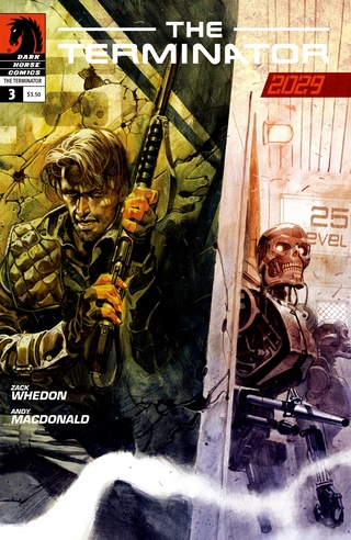The Terminator: 2029 #3 image