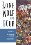 Lone Wolf and Cub Vol. 10: Hostage Child image