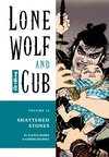 Lone Wolf and Cub Volume 12: Shattered Stones image
