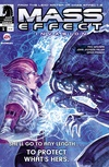 Mass Effect: Invasion #1 - #4 Bundle image
