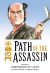 Path of the Assassin Volume 3: Comparison of a Man image
