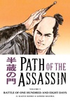 Path of the Assassin Volume 5: Battle of One Hundred and Eight Days image