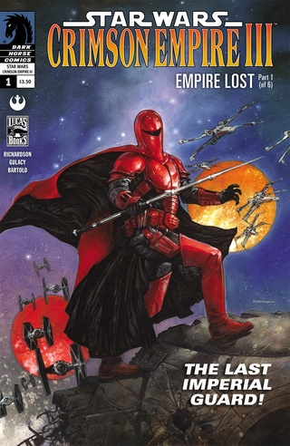 Star Wars: Crimson Empire III—Empire Lost Bundle image