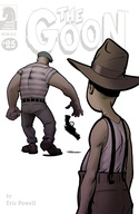 The Goon #25-#28 Bundle image
