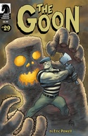 The Goon #29-32 Bundle image