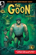 The Goon #32: Anniversary Issue image