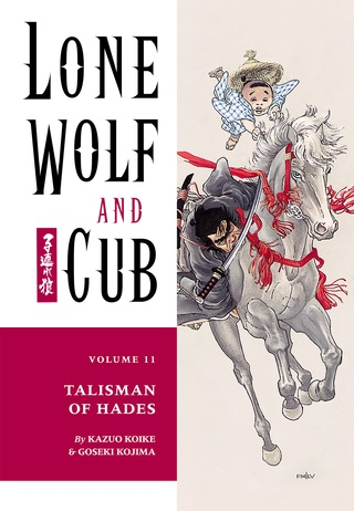 Lone Wolf and Cub Volume 11: Talisman of Hades image