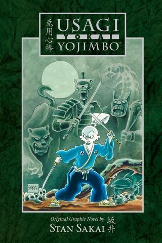 Usagi Yojimbo: Yokai image