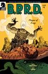 B.P.R.D.: Plague of Frogs #1 image