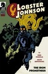 Lobster Johnson: The Iron Prometheus #1 image