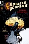 Lobster Johnson: The Iron Prometheus #3 image