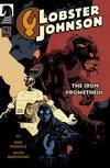 Lobster Johnson: The Iron Prometheus #4 image