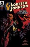 Lobster Johnson: The Iron Prometheus #5 image