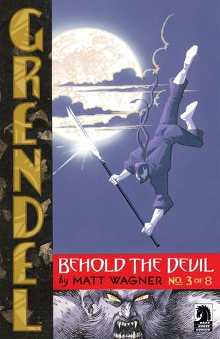 Grendel: Behold the Devil #3 image