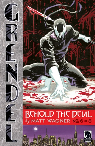 Grendel: Behold the Devil #6 image