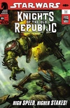 Star Wars: Knights of the Old Republic #39—Dueling Ambitions part 1 image