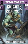 Star Wars: Knights of the Old Republic #41—Dueling Ambitions part 3 (of 3) image