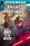 Star Wars: Knights of the Old Republic #46—Destroyer part 2 image
