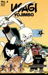 Usagi Yojimbo Vol. 1, #4 image