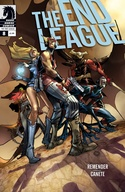 The End League #8 image