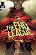 The End League #9 image