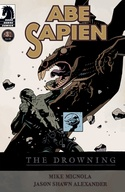 Abe Sapien: The Drowning #3 image