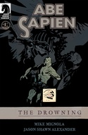 Abe Sapien: The Drowning #4 image