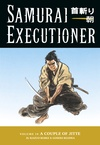 Samurai Executioner Volume 10: A Couple of Jitte image