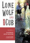 Lone Wolf and Cub Volume 16: Gateway into Winter image