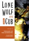 Lone Wolf and Cub Volume 18: Twilight of the Kurokuwa image