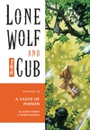 Lone Wolf and Cub Volume 20: A Taste of Poison image