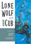 Lone Wolf and Cub Volume 23: Tears of Ice image