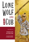 Lone Wolf and Cub Volumes 25-28 Bundle image