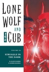 Lone Wolf and Cub Volume 26: Struggle in the Dark image