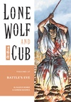 Lone Wolf and Cub Volume 27: Battle's Eve image