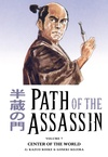 Path of the Assassin Volume 7: Center of the World image
