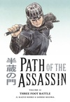 Path of the Assassin Volume 12: Three Foot Battle image