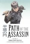Path of the Assassin Volume 12: Three Foot Battle image