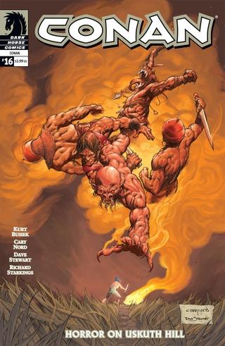Conan #16 image