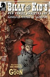 Billy the Kid's Old Timey Oddities and the Ghastly Fiend of London #1 image