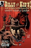 Billy the Kid's Old Timey Oddities and the Ghastly Fiend of London #2 image