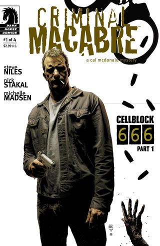 Criminal Macabre: Cell Block 666 #1 image