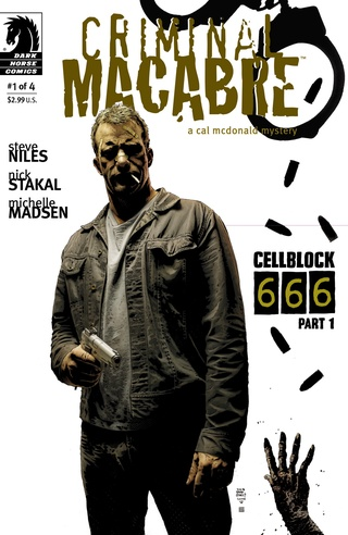 Criminal Macabre: Cell Block 666 #1 image
