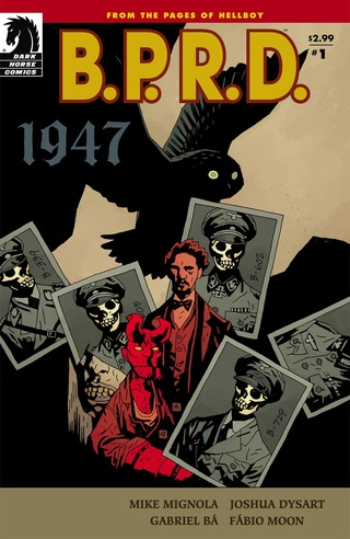 B.P.R.D.: 1947 #1-#5 Bundle image