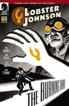 Lobster Johnson: The Burning Hand #1 image