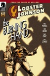 Lobster Johnson: The Burning Hand #2 image