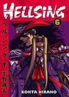 Hellsing Volumes 6-10 Bundle image