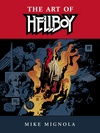 The Art of Hellboy image