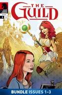 The Guild #1-#3 Bundle image